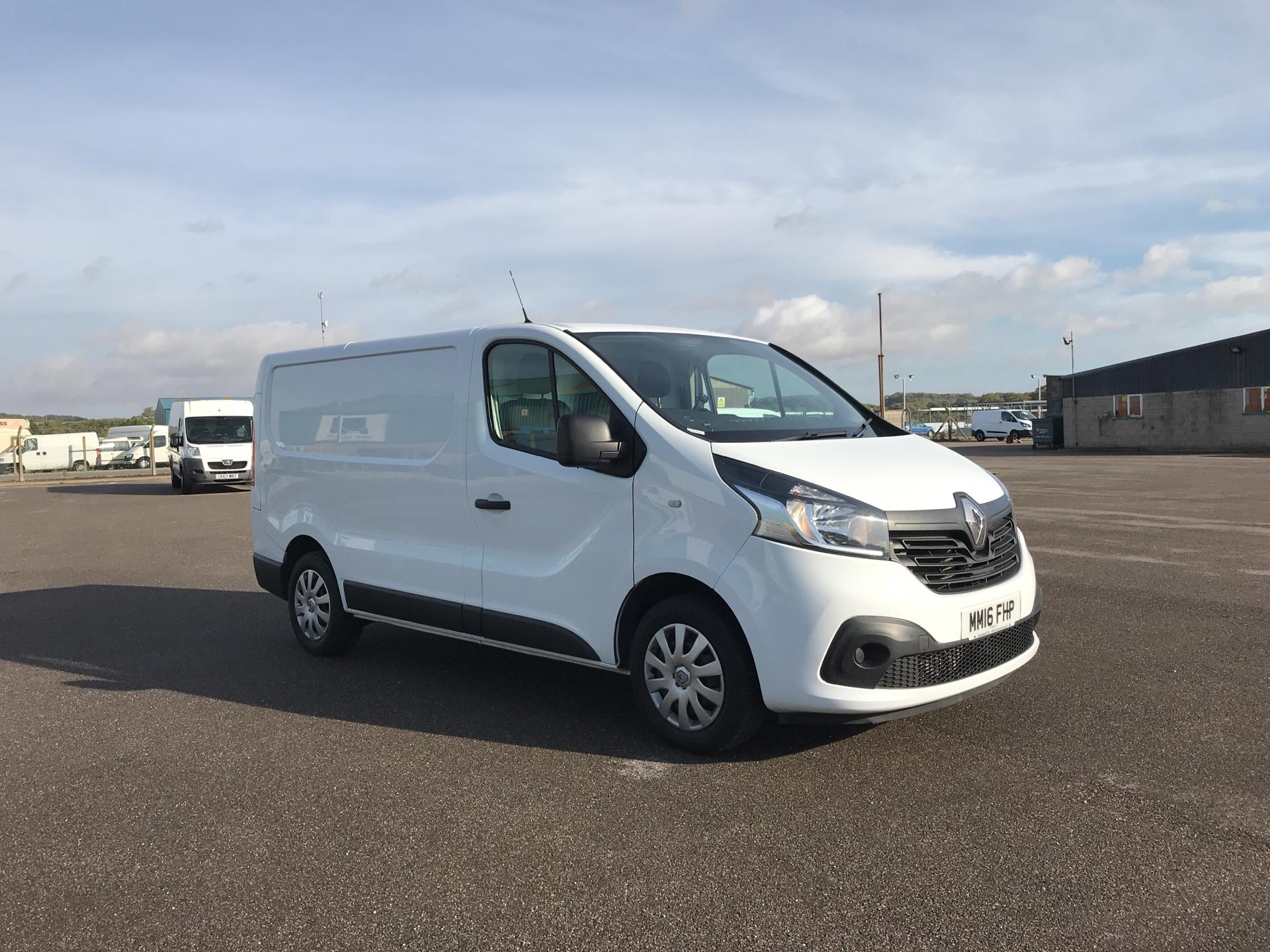 2016 Renault Trafic SL27 ENERGY BUSINESS + 1.6 DCI 120 VAN. AIR CON (MM16FHP)