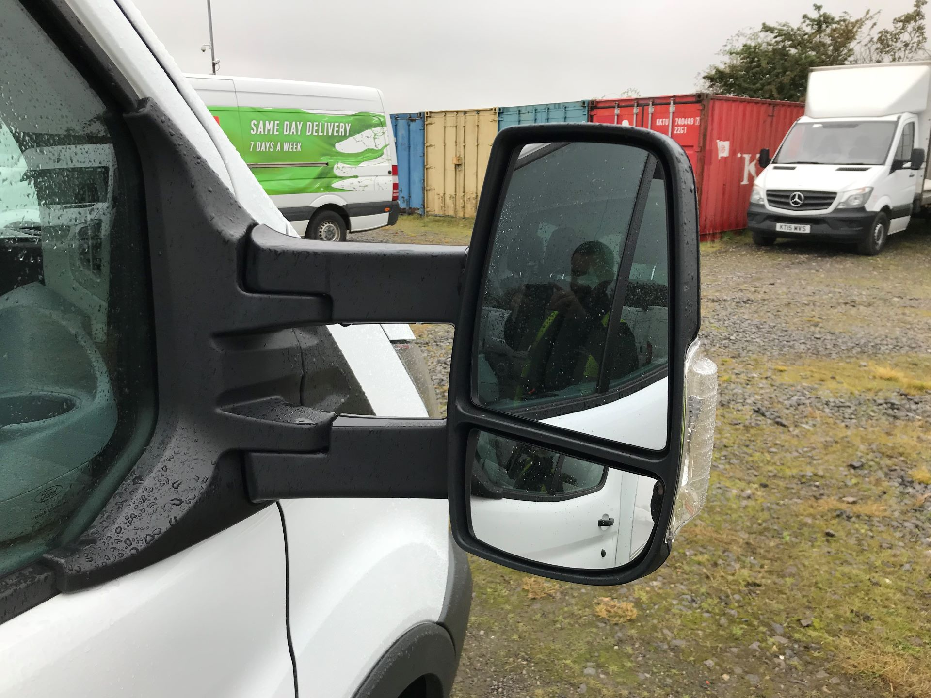 2018 Ford Transit 2.0 Tdci 130Ps One Stop Luton Van (MM67JJL) Image 10