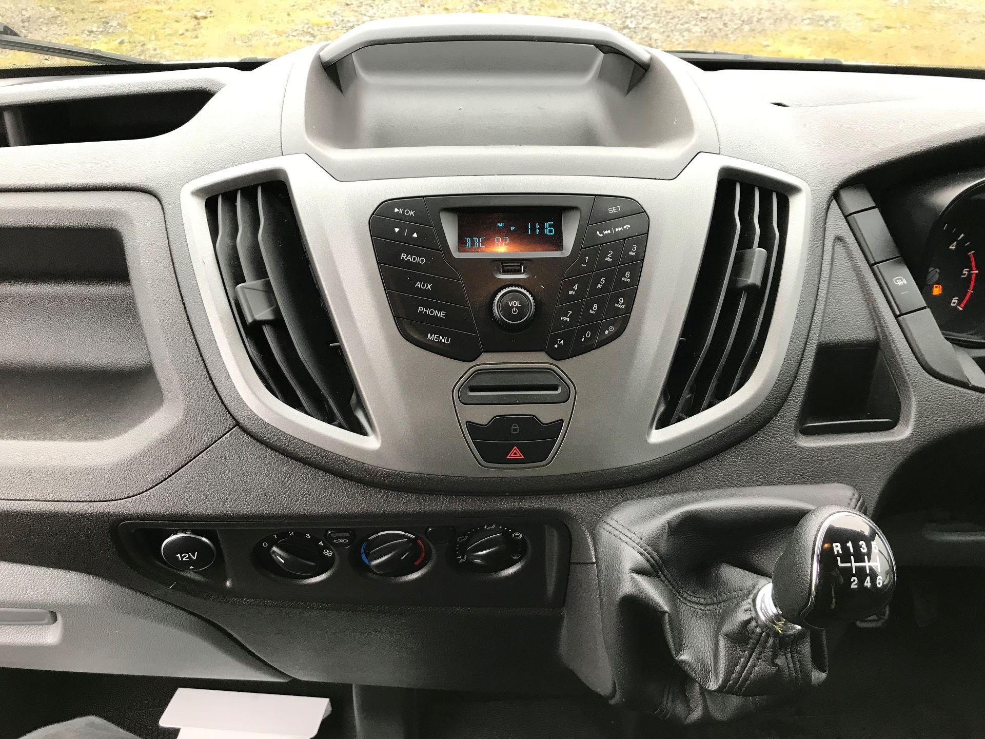 2018 Ford Transit 2.0 Tdci 130Ps One Stop Luton Van (MM67JJL) Image 14