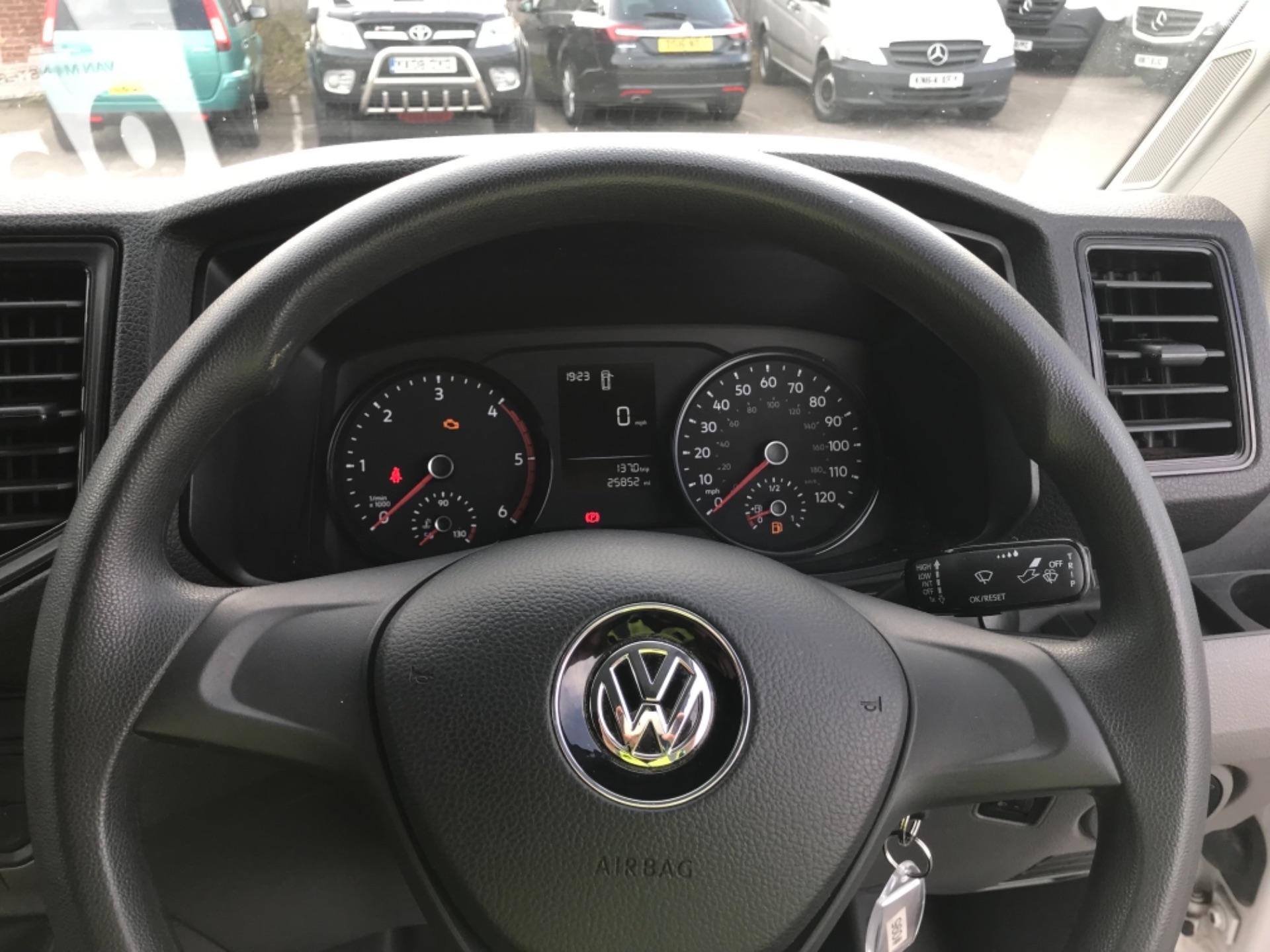 2018 Volkswagen Crafter 2.0 Tdi 102Ps Startline High Roof Van (MT18TWP) Image 11