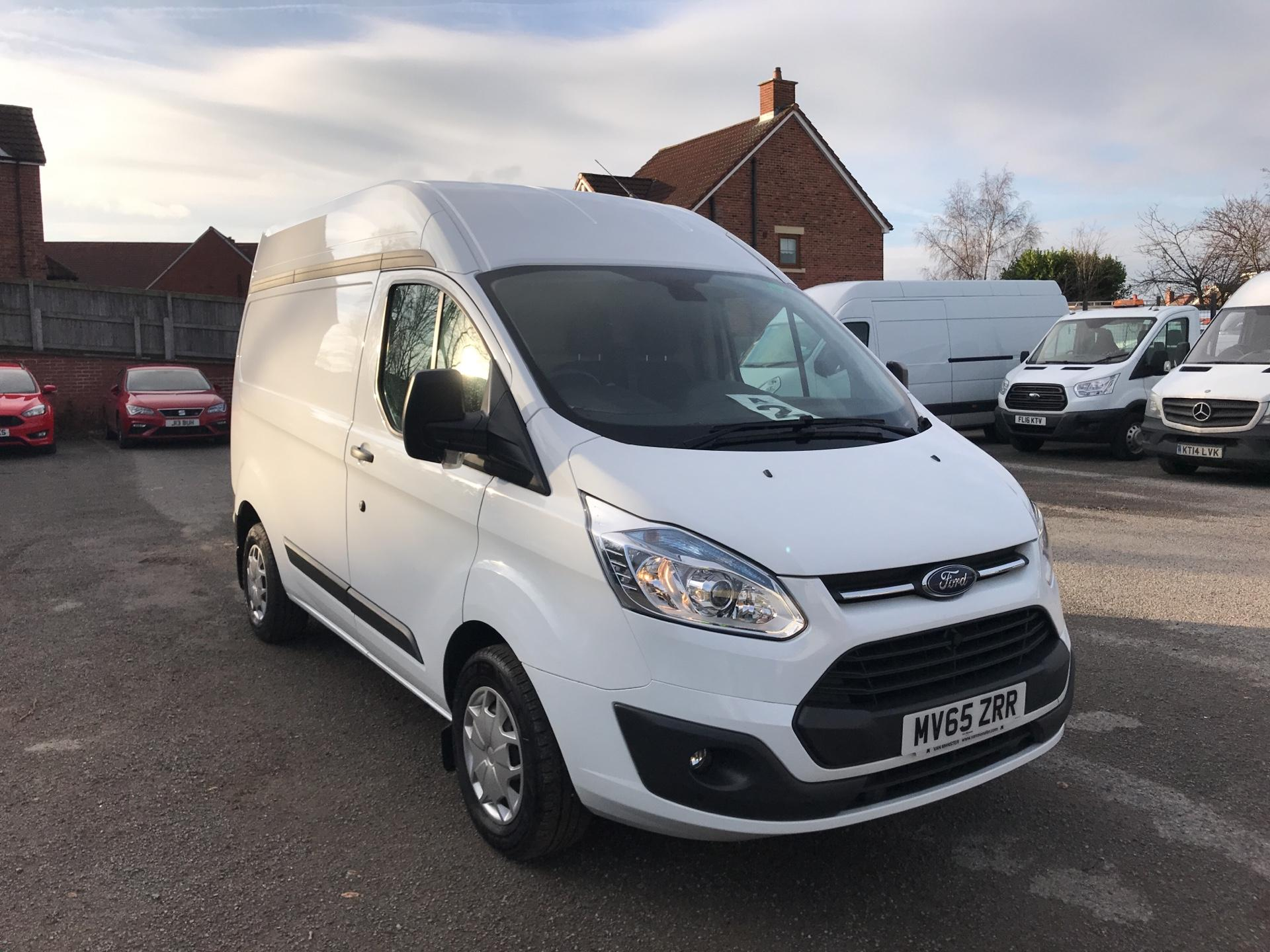 2015 Ford Transit Custom 290 L1 DIESEL FWD 2.2 TDCI 125PS LOW ROOF TREND VAN EURO 5 (MV65ZRR)