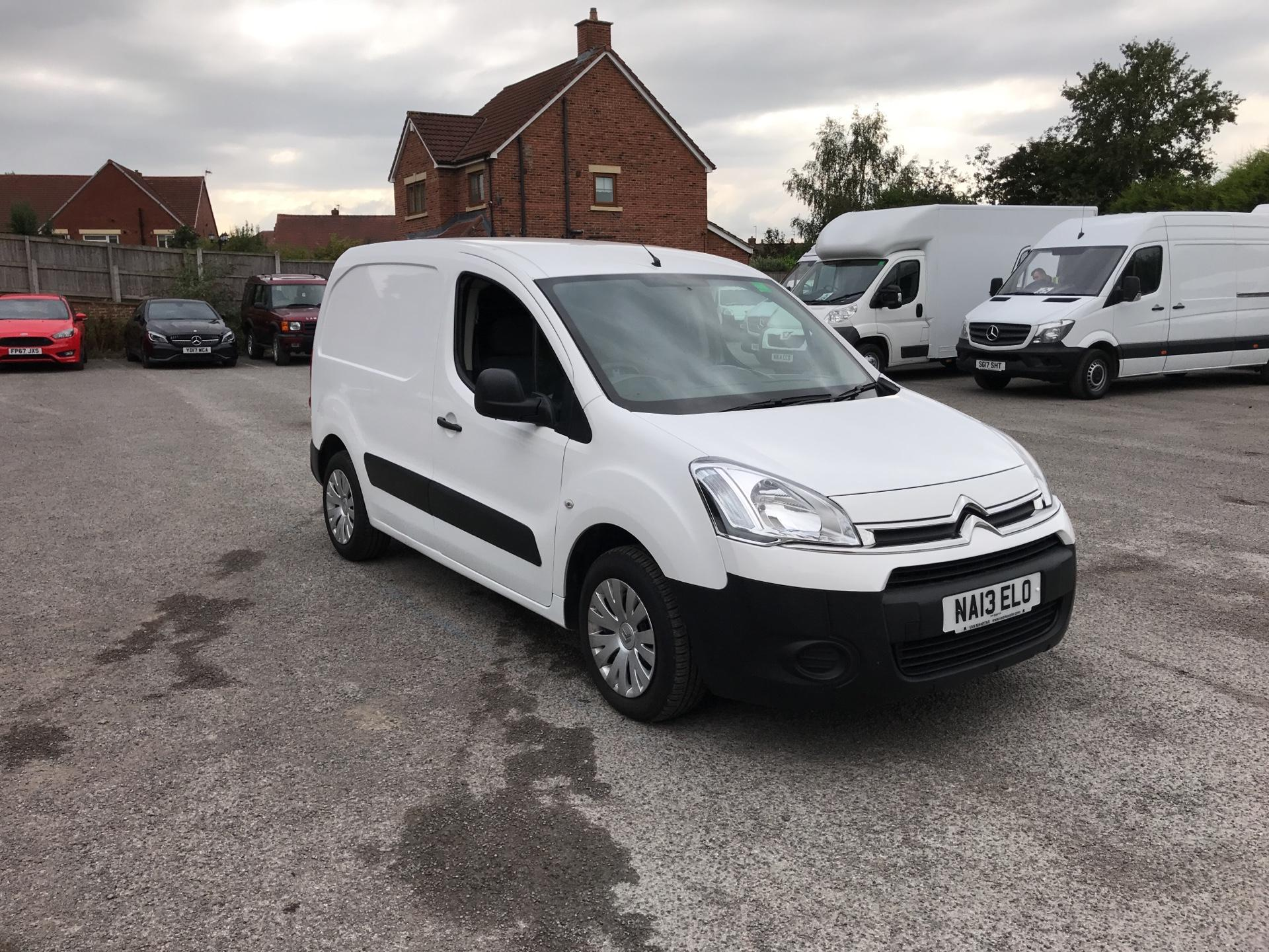 2013 Citroen Berlingo 1.6 Hdi 625Kg Lx 75Ps (NA13ELO)