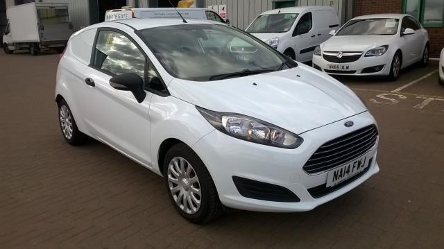 2014 Ford Fiesta DIESEL 1.5 TDCI VAN EURO 5 (NA14FWJ)