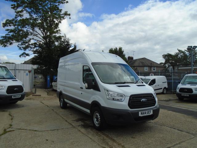 2014 Ford Transit  350 L3 H3 VAN 125PS EURO 5*VALUE RANGE VEHICLE CONDITION REFLECTED IN PRICE* (NA14UCF)