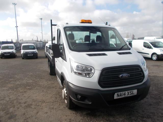 2014 Ford Transit 2.2 Tdci 100Ps Chassis Cab (NA14XSL)