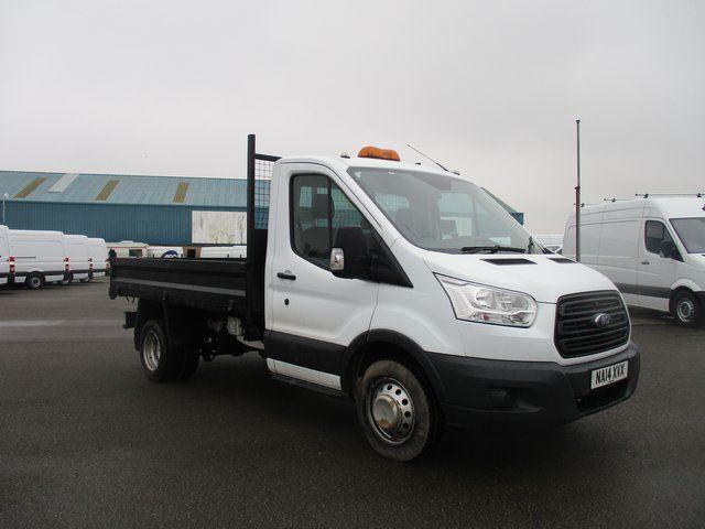 2014 Ford Transit T350 MWB TIPPER TDCI 100PS S/CAB (NA14XVX)