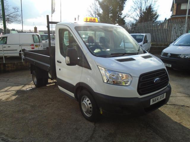 2014 Ford Transit 2.2 Tdci 100Ps Chassis Cab (NA14XXB)