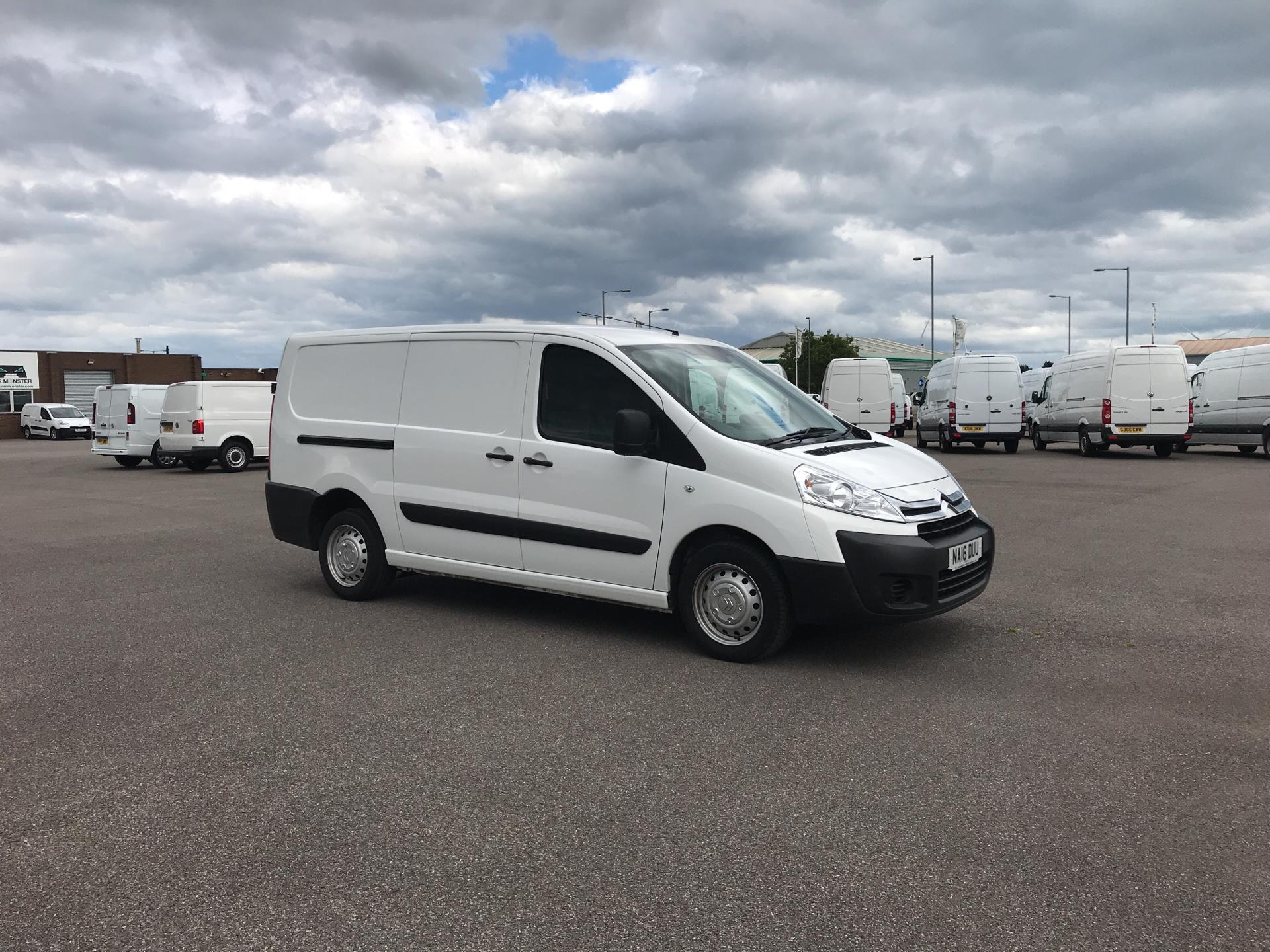 2016 Citroen Dispatch L2 H11200 2.0 125 BHP ENTERPRISE VAN  EURO 5 (NA16DUU)