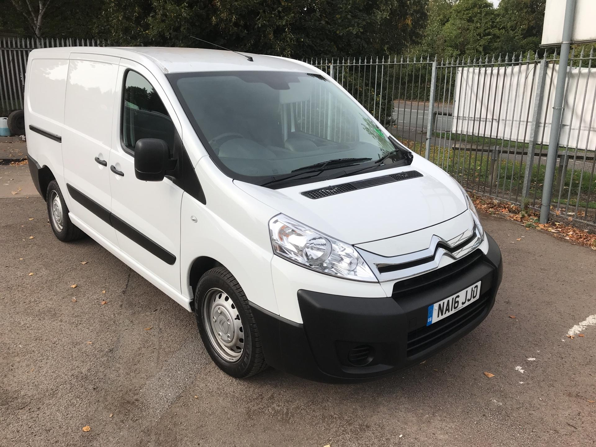 2016 Citroen Dispatch L2 DIESEL 1200 1.6 HDI 125PS H1 VAN ENTERPRISE (NA16JJO)