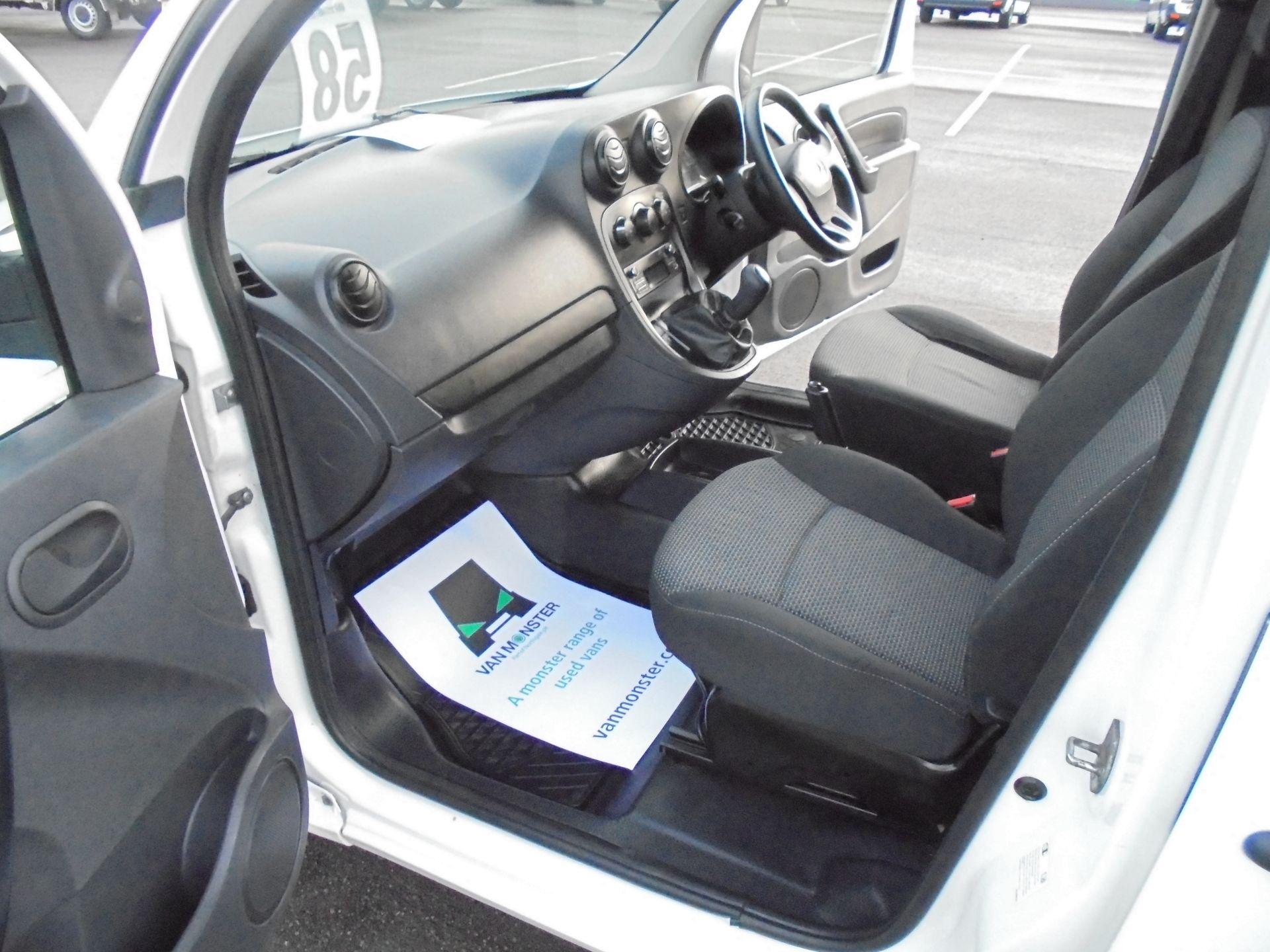 2016 Mercedes-Benz Citan 109 Cdi Van Twin SLD (NA16OVX) Image 20
