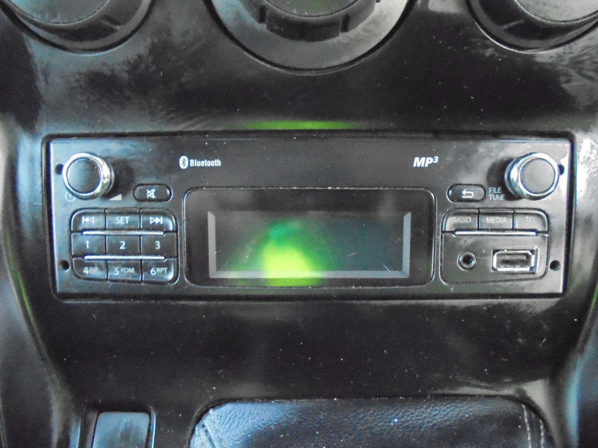 2016 Mercedes-Benz Citan 109 Cdi Van Twin SLD (NA16OVX) Image 17