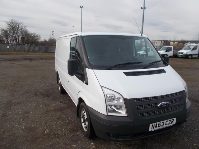 2013 Ford Transit Low Roof Van Tdci 100Ps (NA63CZR)