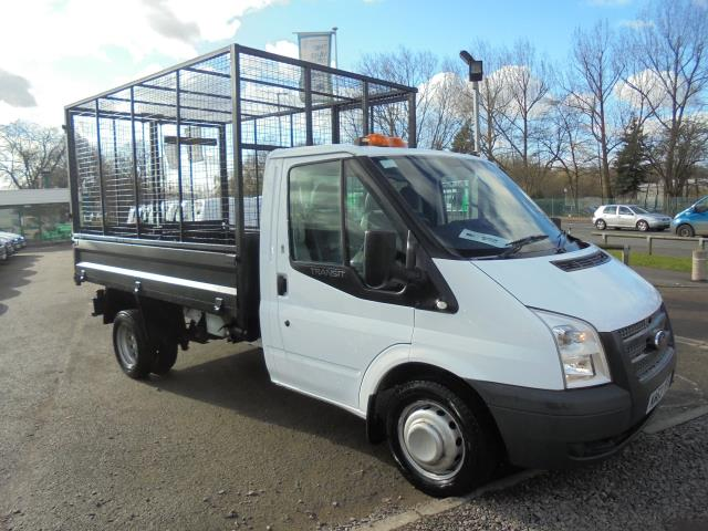 2014 Ford Transit Chassis Cab Tdci 100Ps [Drw] Euro 5 (NA63YFS)
