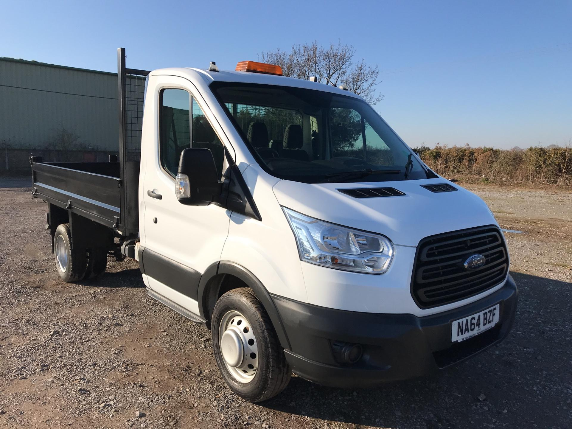 2014 Ford Transit 350 L2 SINGLE CAB TIPPER 125PS EURO 5 (NA64BZF)