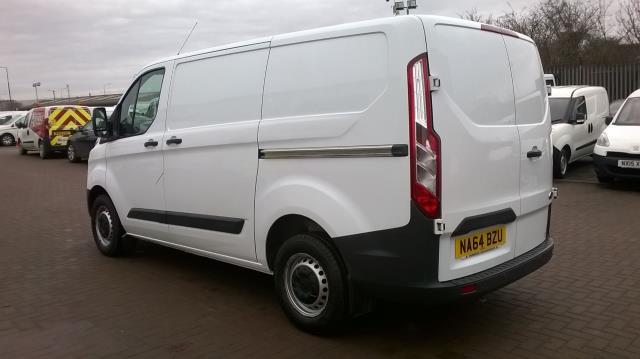 2014 Ford Transit Custom 290 L1 DIESEL FWD 2.2  TDCI 100PS LOW ROOF VAN EURO 5 (NA64BZU) Image 10