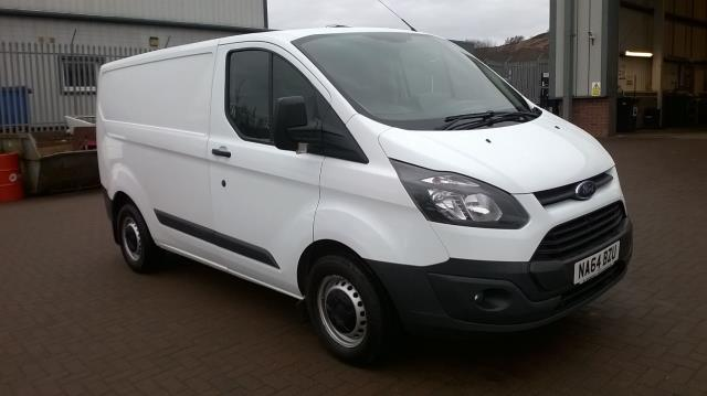 2014 Ford Transit Custom 290 L1 DIESEL FWD 2.2  TDCI 100PS LOW ROOF VAN EURO 5 (NA64BZU)