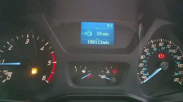 2014 Ford Transit Custom 290 L1 DIESEL FWD 2.2  TDCI 100PS LOW ROOF VAN EURO 5 (NA64BZU) Image 22