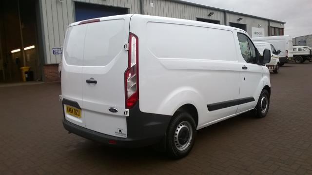 2014 Ford Transit Custom 290 L1 DIESEL FWD 2.2  TDCI 100PS LOW ROOF VAN EURO 5 (NA64BZU) Image 14