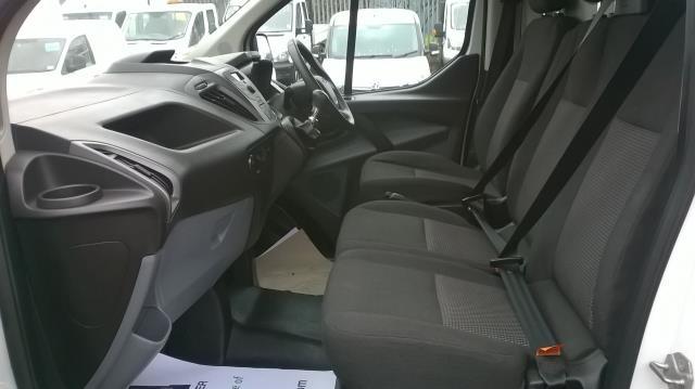 2014 Ford Transit Custom 290 L1 DIESEL FWD 2.2  TDCI 100PS LOW ROOF VAN EURO 5 (NA64BZU) Image 9