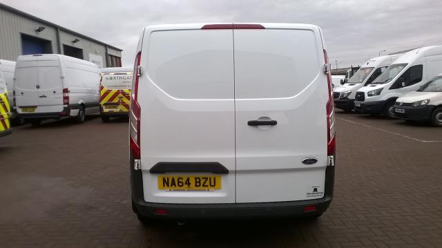 2014 Ford Transit Custom 290 L1 DIESEL FWD 2.2  TDCI 100PS LOW ROOF VAN EURO 5 (NA64BZU) Image 11