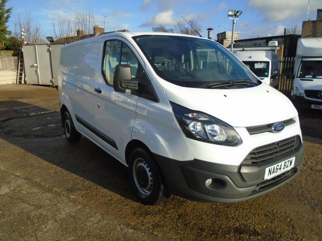 2014 Ford Transit Custom 290 L1 DIESEL FWD 2.2  TDCI 100PS LOW ROOF VAN EURO 5 (NA64BZW)