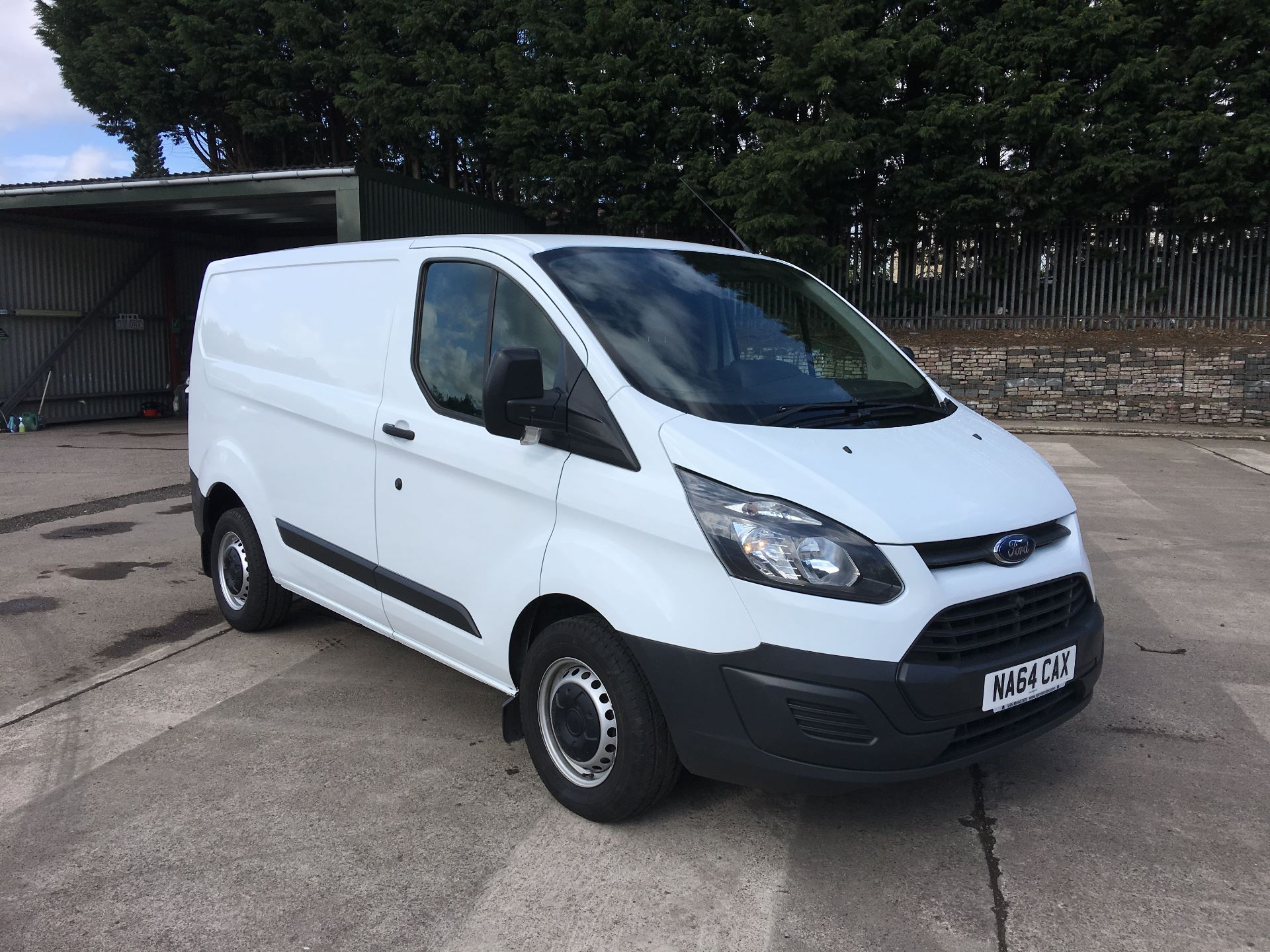 2014 Ford Transit Custom 290 L1 DIESEL FWD 2.2 TDCI 100PS LOW ROOF VAN EURO 5 (NA64CAX)