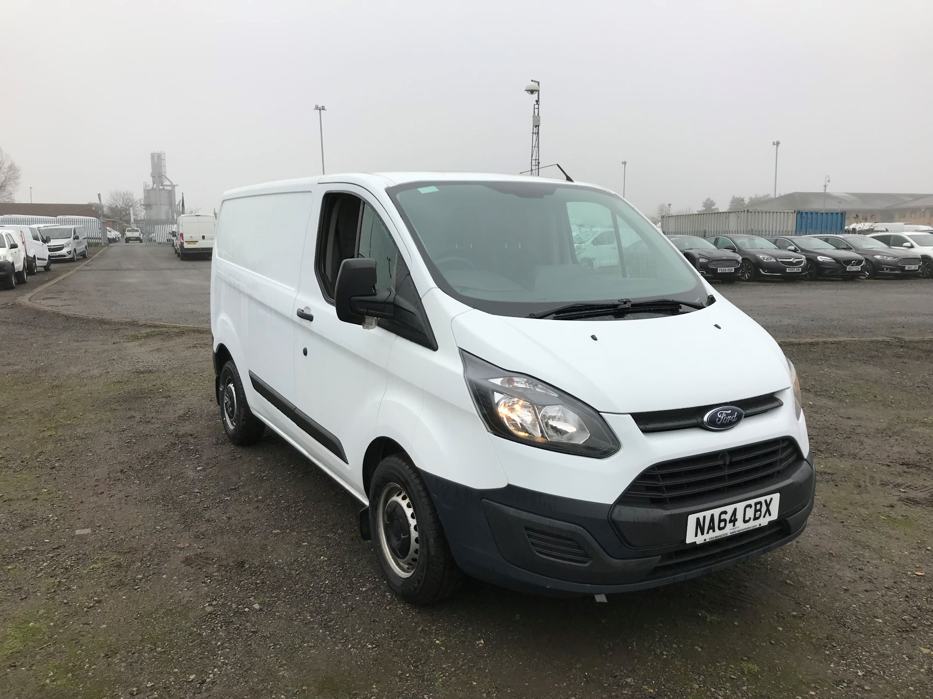 2014 Ford Transit Custom 2.2 Tdci 100Ps Low Roof Van (NA64CBX)