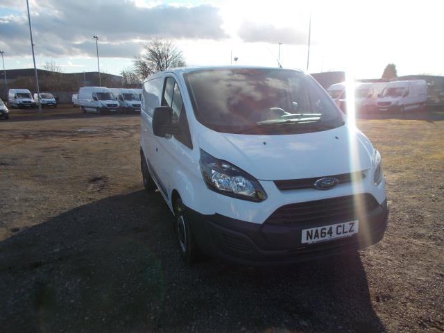 2014 Ford Transit Custom 290 L1 DIESEL FWD 2.2  TDCI 100PS LOW ROOF VAN EURO 5 (NA64CLZ)