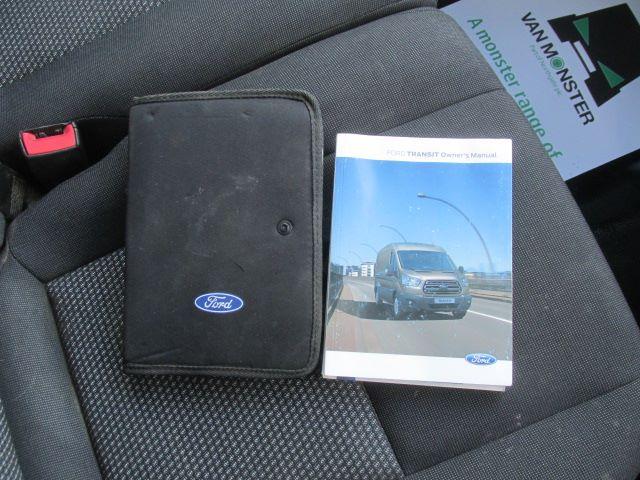 2014 Ford Transit 350 L2 SINGLE CAB TIPPER 125PS EURO 5 (NA64CNC) Image 20