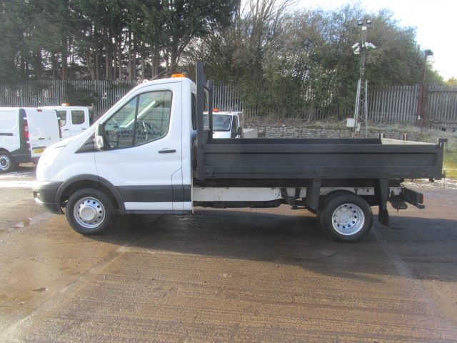 2014 Ford Transit 350 L2 SINGLE CAB TIPPER 125PS EURO 5 (NA64CNC) Image 14