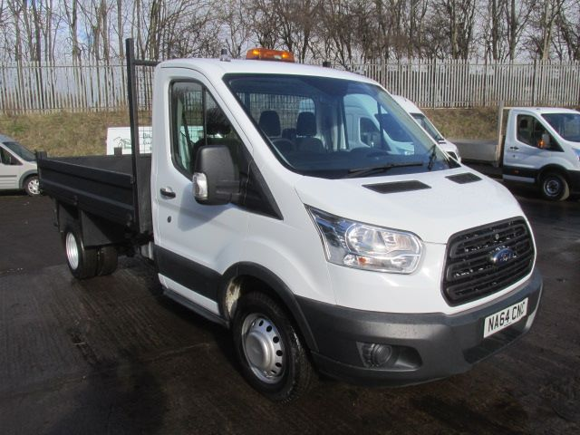 2014 Ford Transit 350 L2 SINGLE CAB TIPPER 125PS EURO 5 (NA64CNC)
