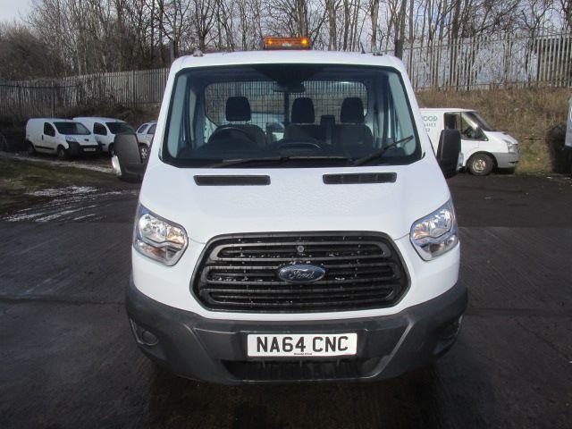 2014 Ford Transit 350 L2 SINGLE CAB TIPPER 125PS EURO 5 (NA64CNC) Image 18