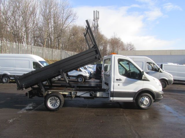 2014 Ford Transit 350 L2 SINGLE CAB TIPPER 125PS EURO 5 (NA64CNC) Image 19