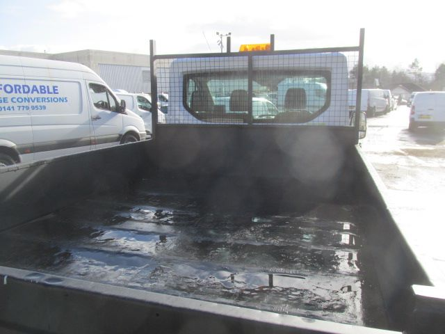2014 Ford Transit 350 L2 SINGLE CAB TIPPER 125PS EURO 5 (NA64CNC) Image 12