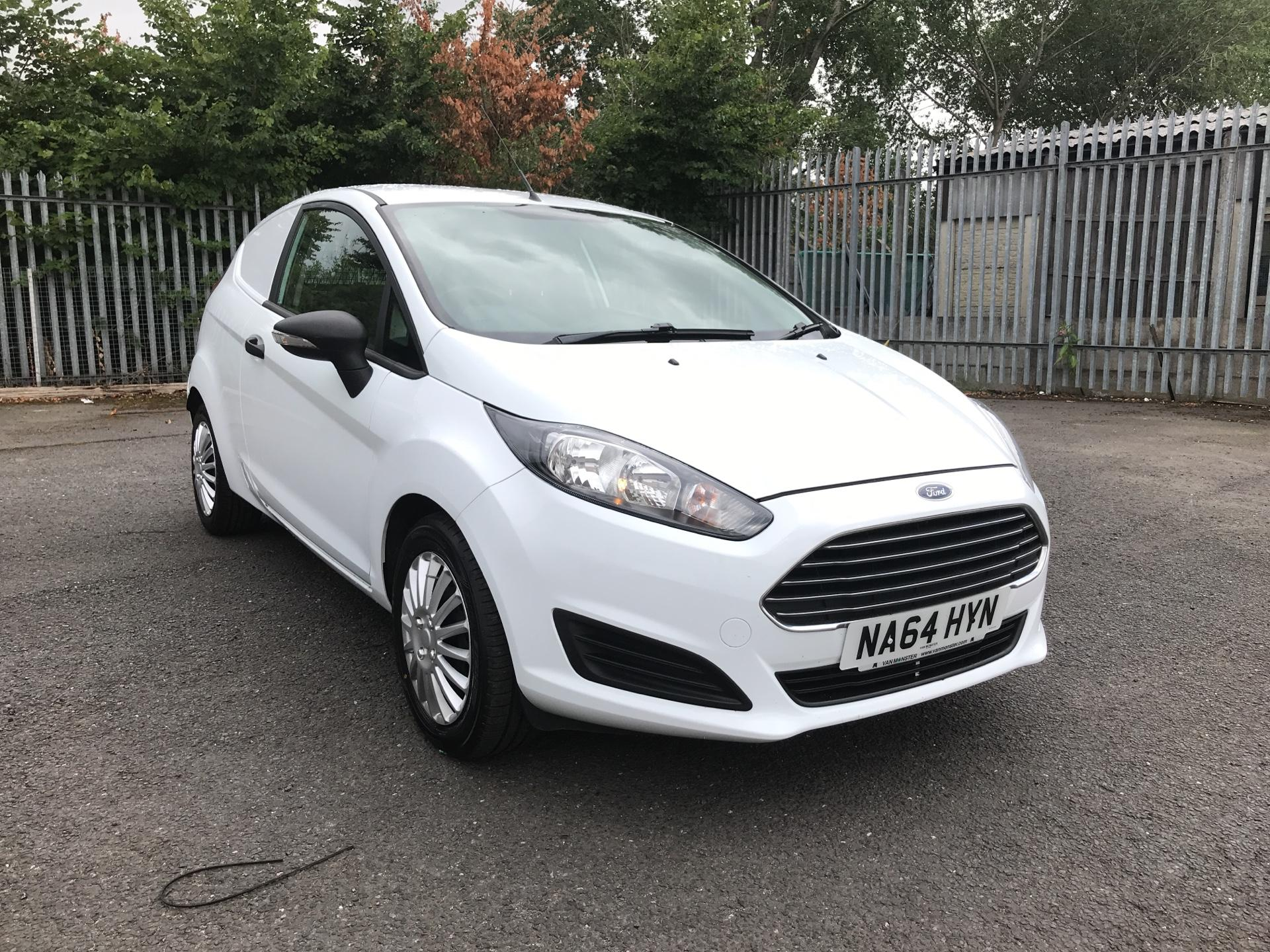 2014 Ford Fiesta 1.5TDCI 75PS AIR CON (NA64HYN)