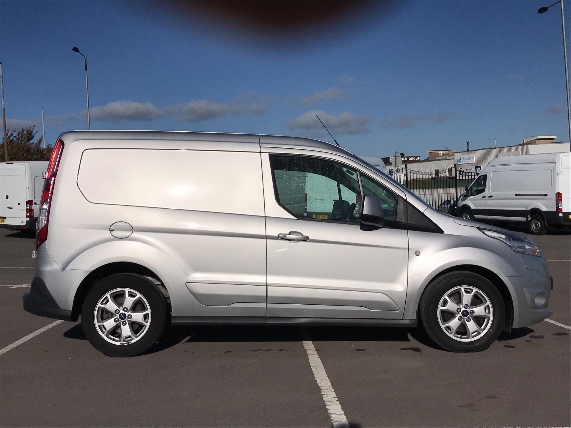 2014 Ford Transit Connect 1.6TDCI 115PS L1 H1 LIMITED VAN EURO 5 !!FULLY LOADED!! (NA64HZY) Image 2