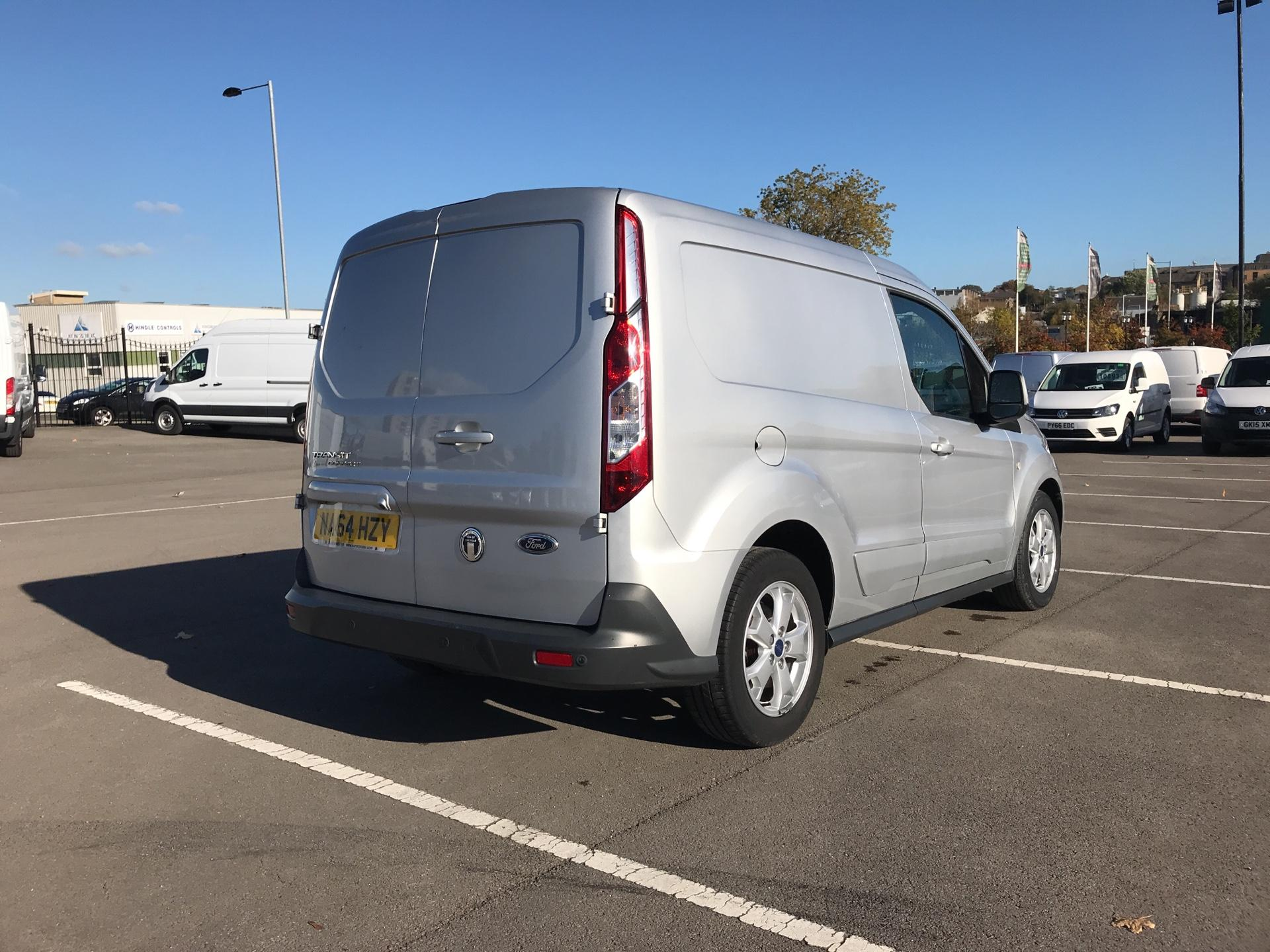 2014 Ford Transit Connect 1.6TDCI 115PS L1 H1 LIMITED VAN EURO 5 !!FULLY LOADED!! (NA64HZY) Image 3