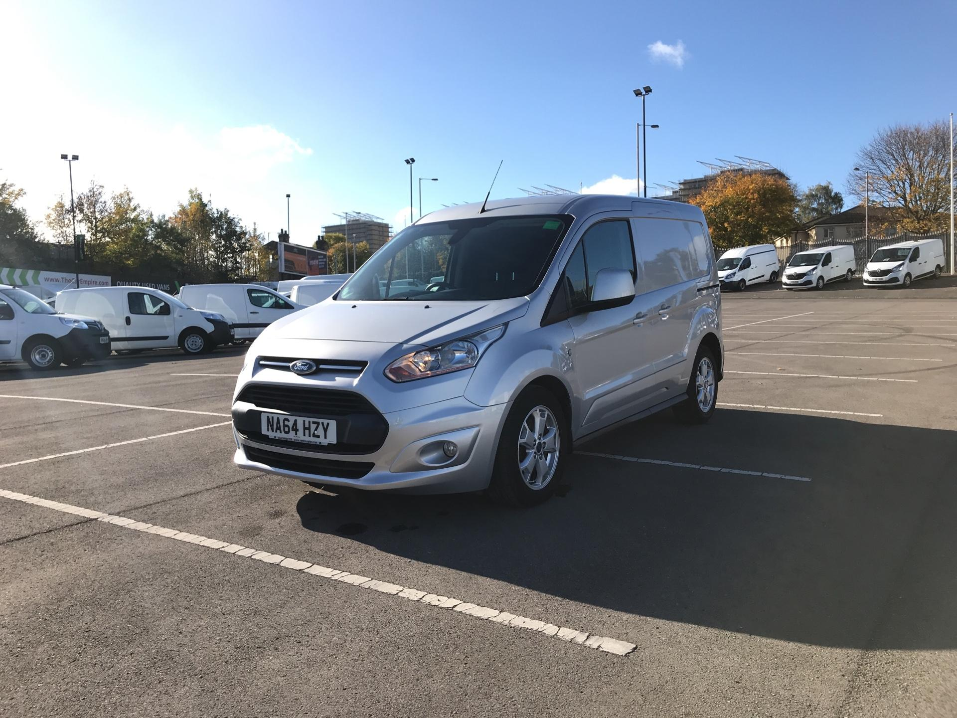 2014 Ford Transit Connect 1.6TDCI 115PS L1 H1 LIMITED VAN EURO 5 !!FULLY LOADED!! (NA64HZY) Image 7
