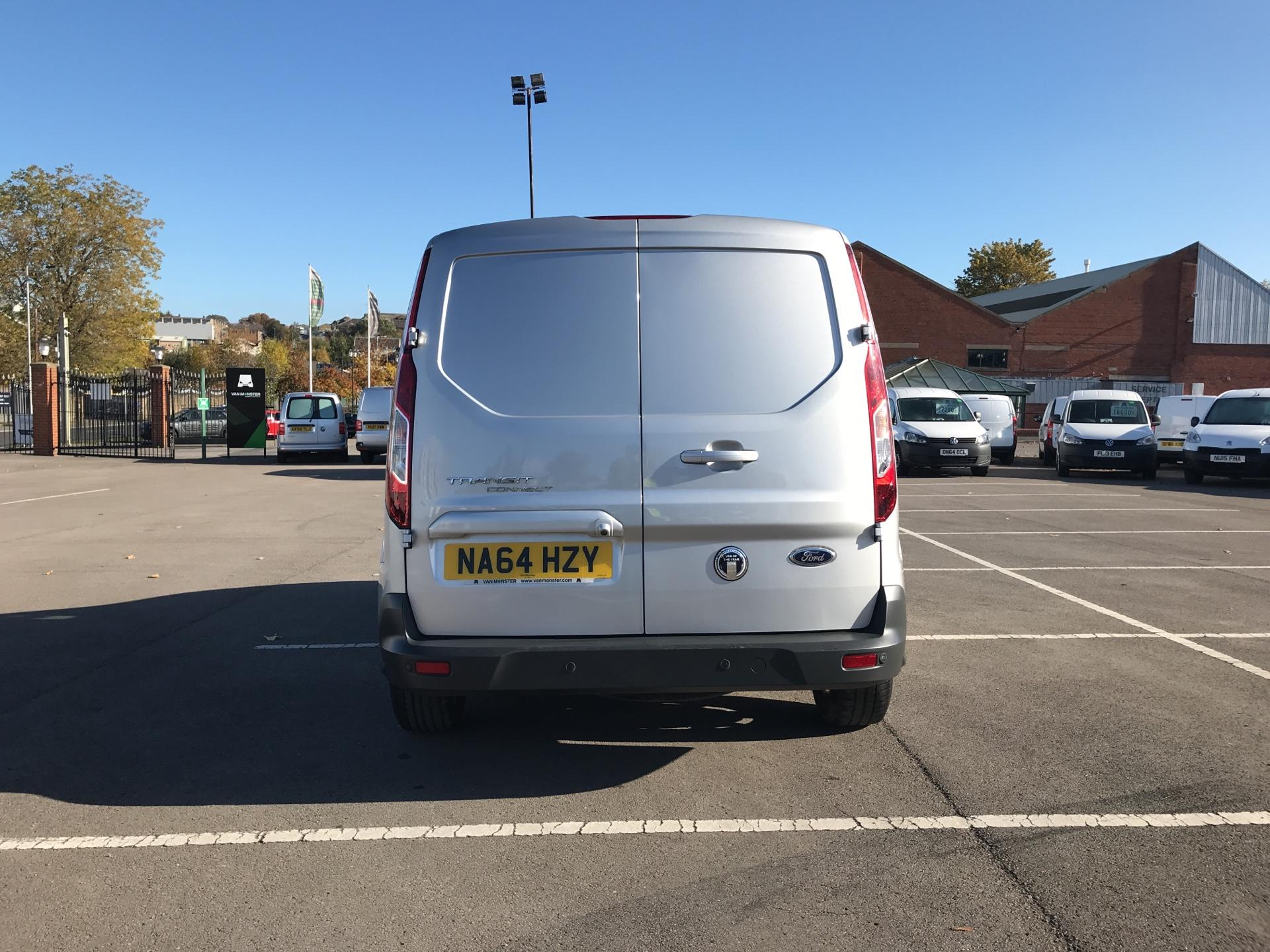 2014 Ford Transit Connect 1.6TDCI 115PS L1 H1 LIMITED VAN EURO 5 !!FULLY LOADED!! (NA64HZY) Image 4