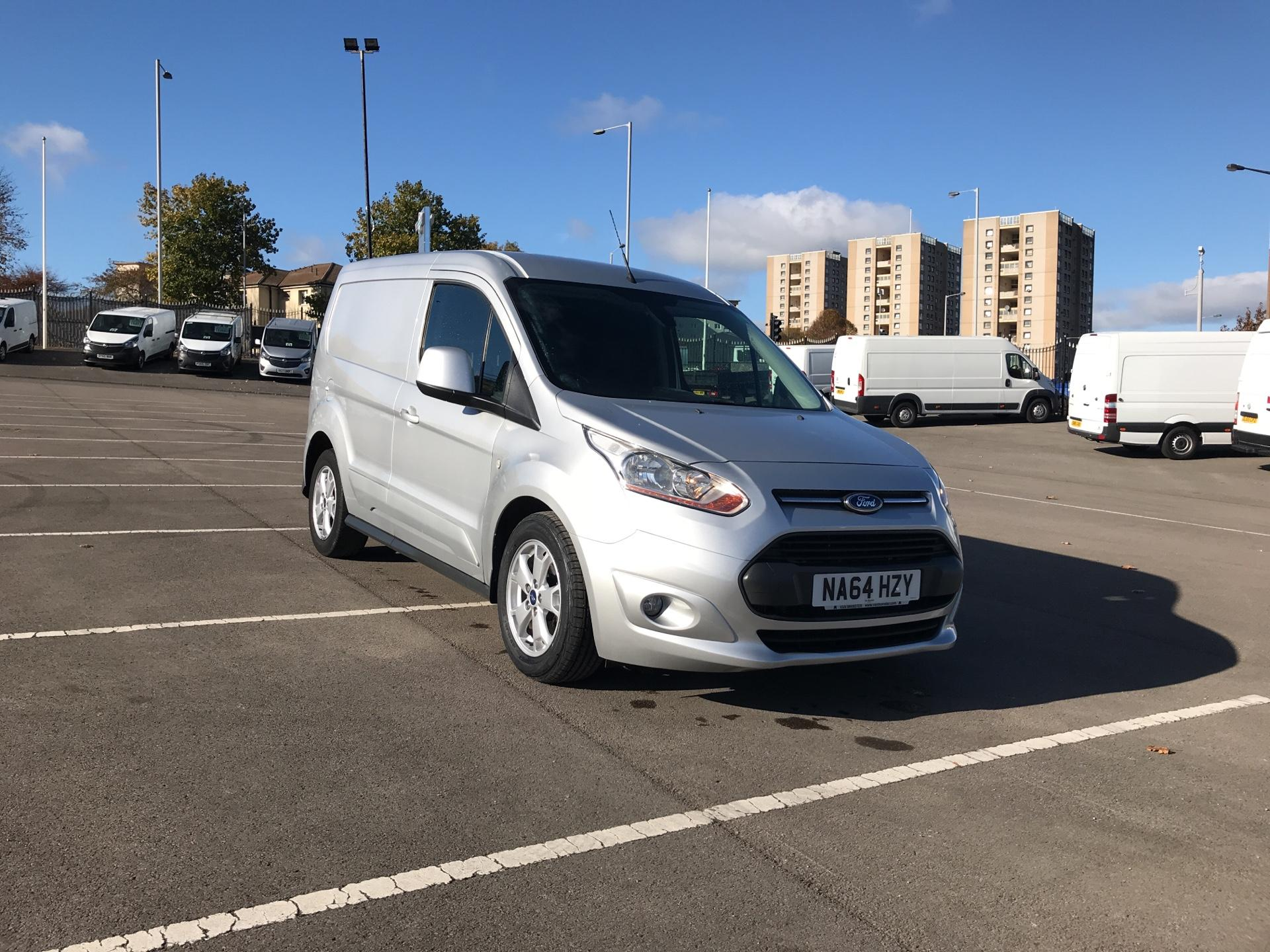 2014 Ford Transit Connect 1.6TDCI 115PS L1 H1 LIMITED VAN EURO 5 !!FULLY LOADED!! (NA64HZY) Image 1