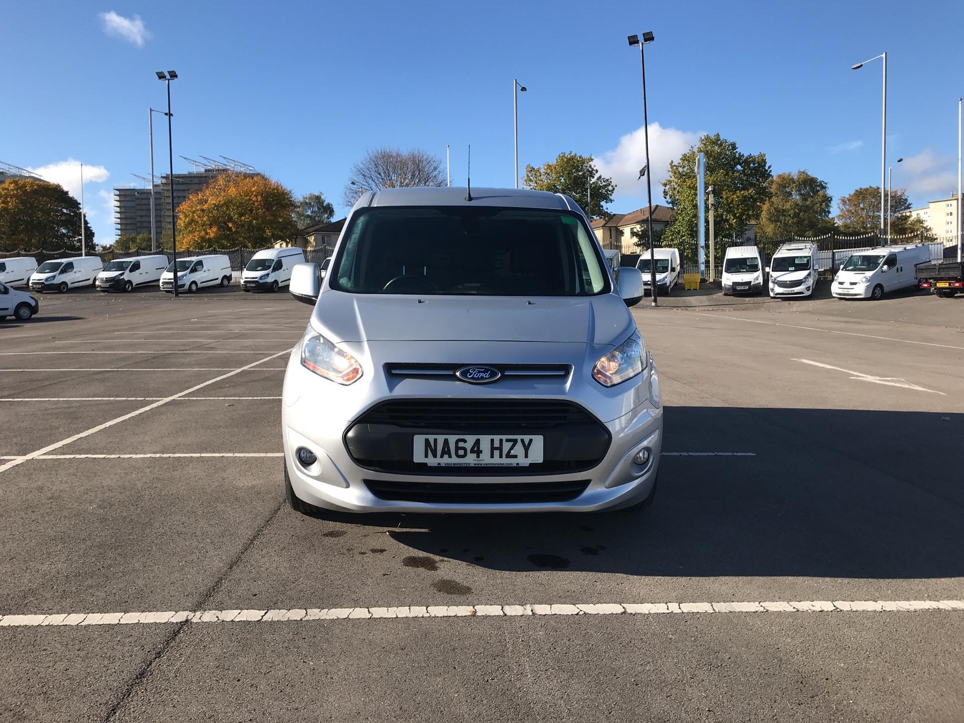 2014 Ford Transit Connect 1.6TDCI 115PS L1 H1 LIMITED VAN EURO 5 !!FULLY LOADED!! (NA64HZY) Image 8