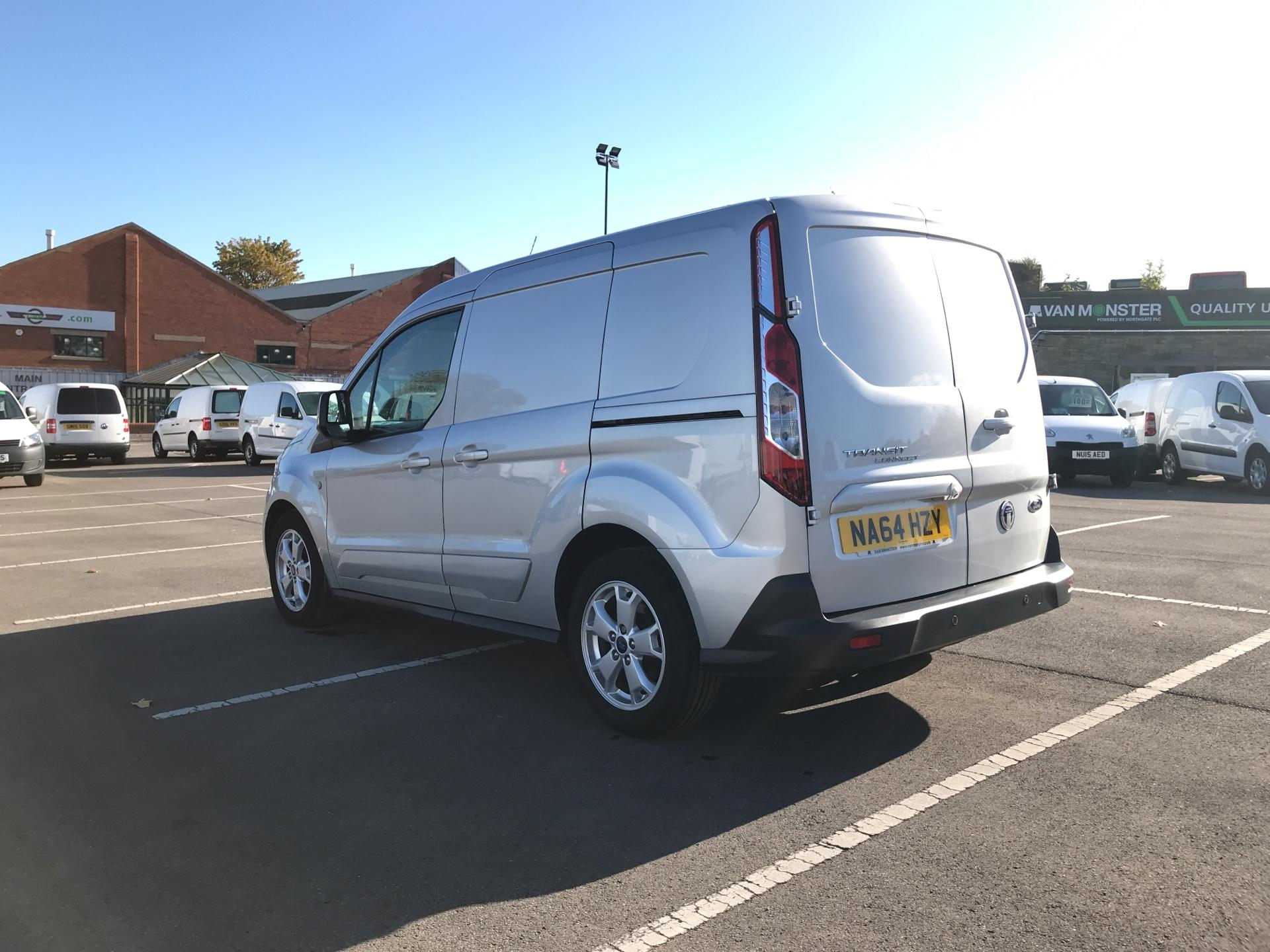 2014 Ford Transit Connect 1.6TDCI 115PS L1 H1 LIMITED VAN EURO 5 !!FULLY LOADED!! (NA64HZY) Image 5