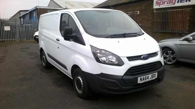 2014 Ford Transit Custom 290 L1 DIESEL FWD 2.2  TDCI 100PS LOW ROOF VAN EURO 5 (NA64JBX)
