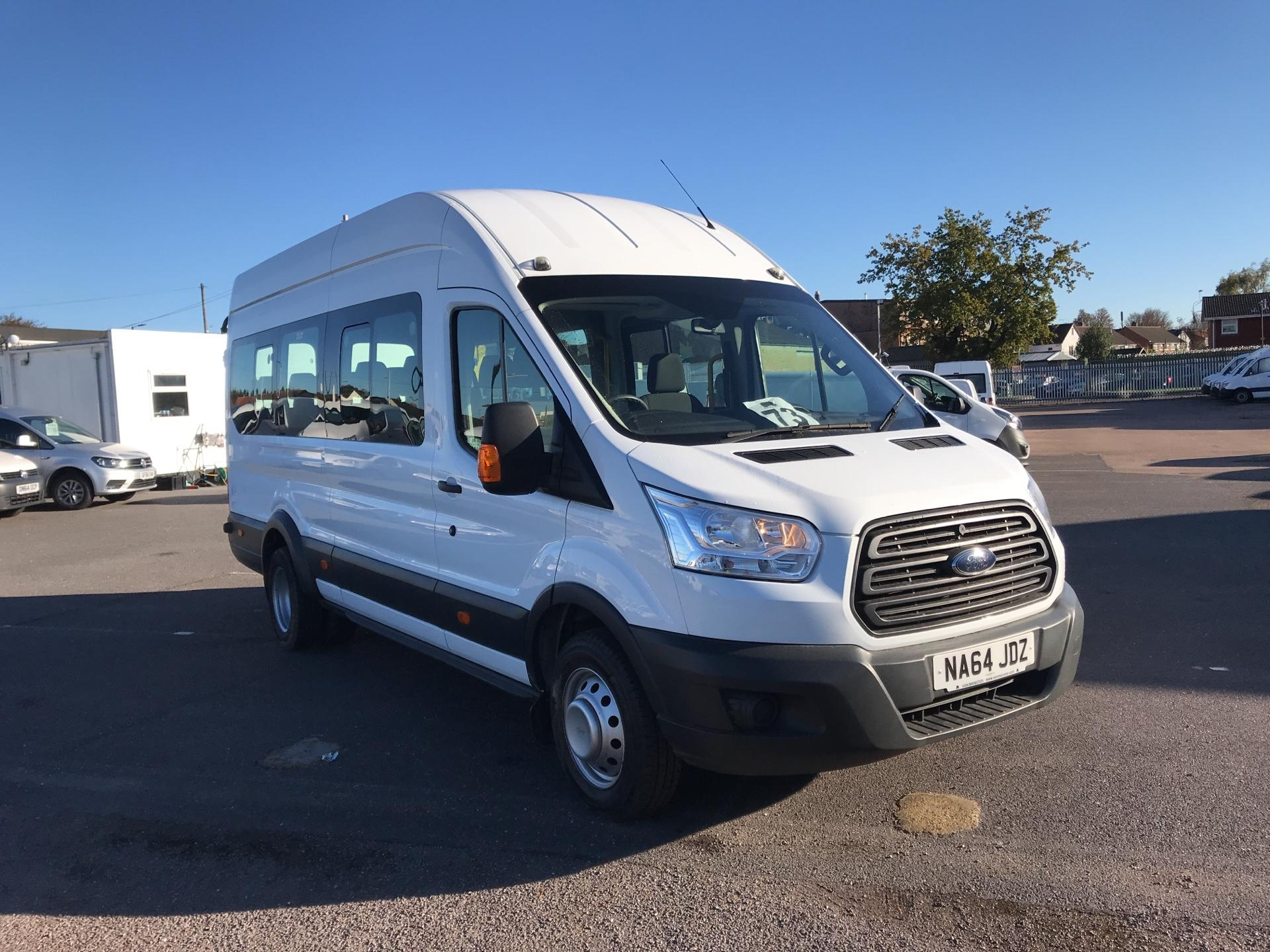 2014 Ford Transit  T460  L4 H3 H/R MINIBUS 125PS EURO 6 (NA64JDZ)