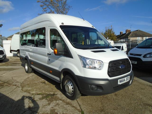 2014 Ford Transit T460 L4 H3 HIGH ROOF MINIBUS 125PS EURO 6 (NA64JEO)