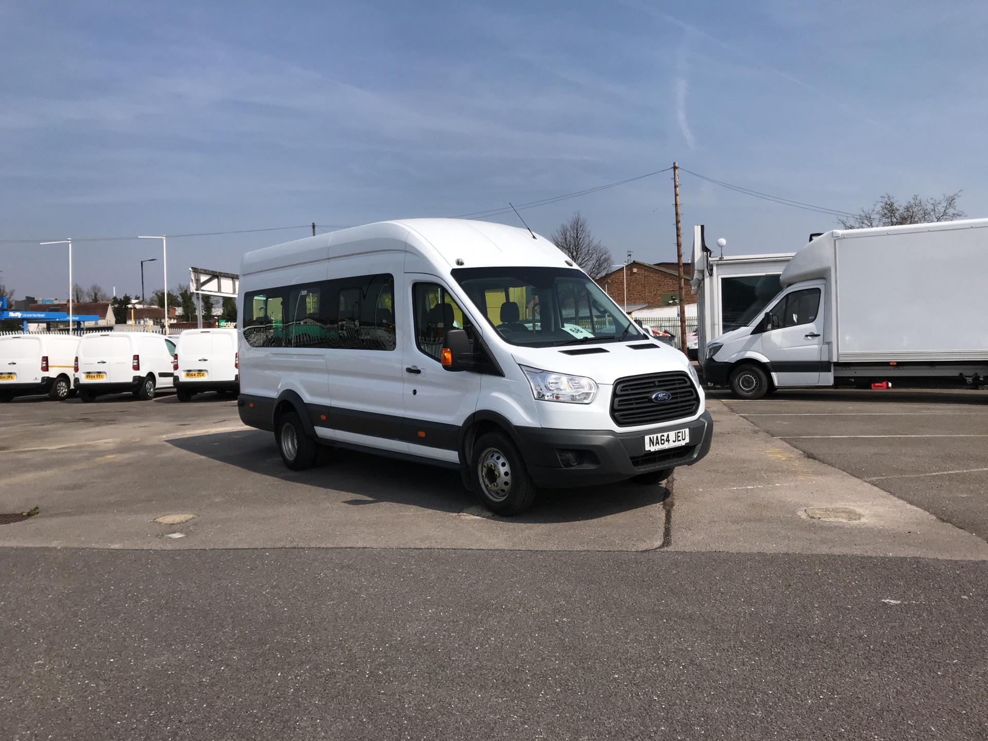 2014 Ford Transit  T460 L3 H3 H/R MINIBUS 125PS EURO 6 (NA64JEU)