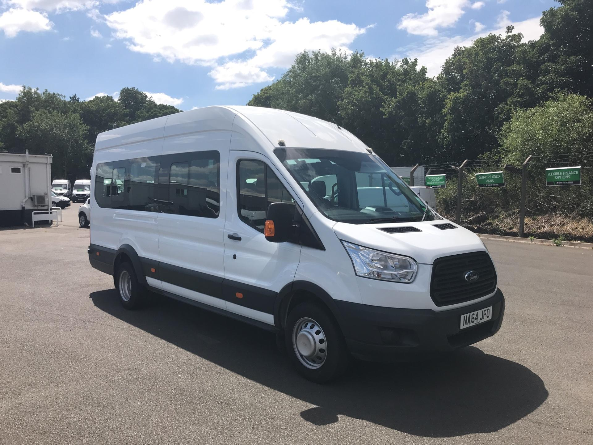 2014 Ford Transit T460 L4 H3 HIGH ROOF MINIBUS 125PS EURO 6 (NA64JFO)