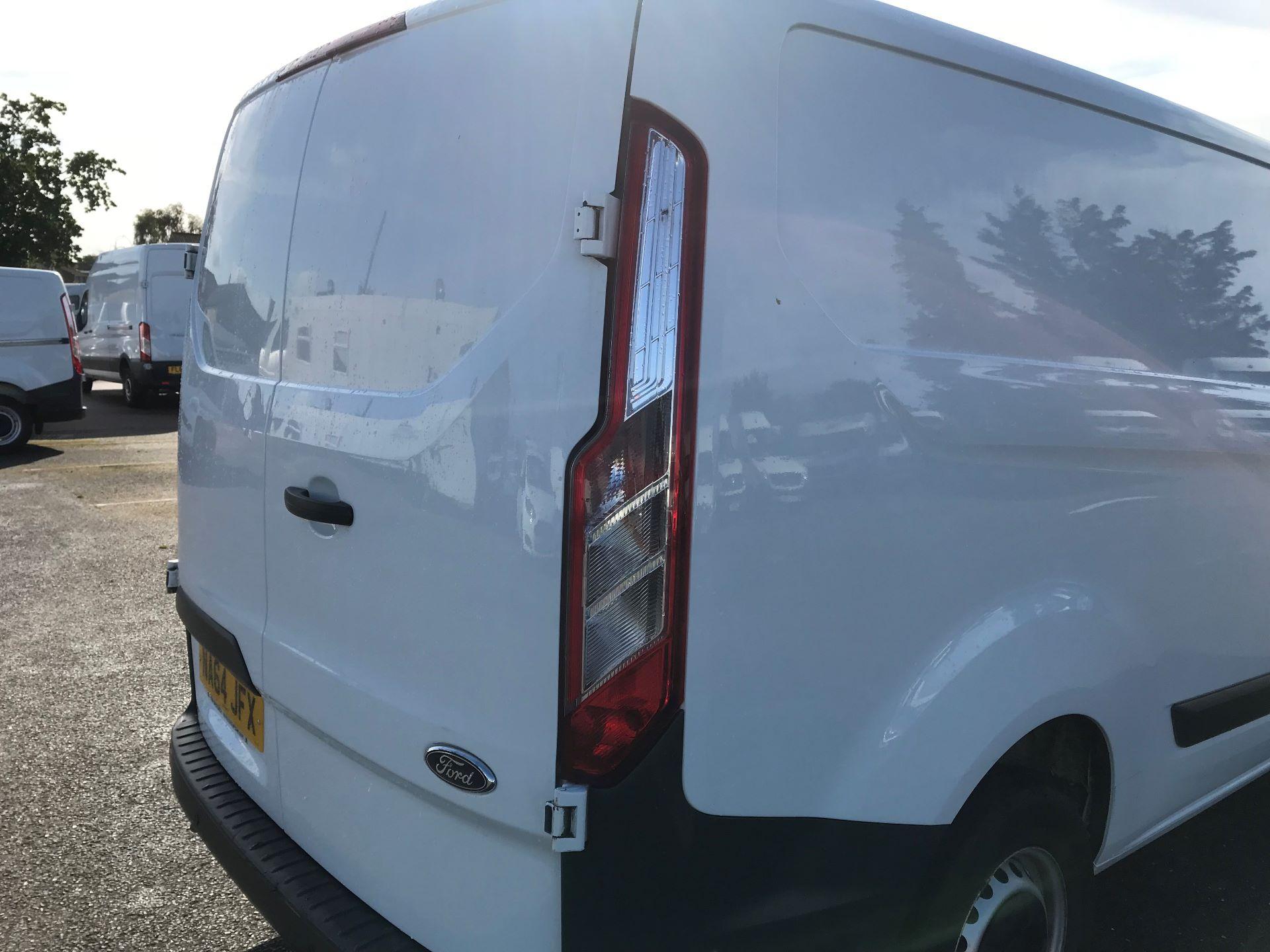 2014 Ford Transit Custom 290 L1 DIESEL FWD 2.2 TDCI 100PS LOW ROOF VAN EURO 5  (NA64JFX) Image 13