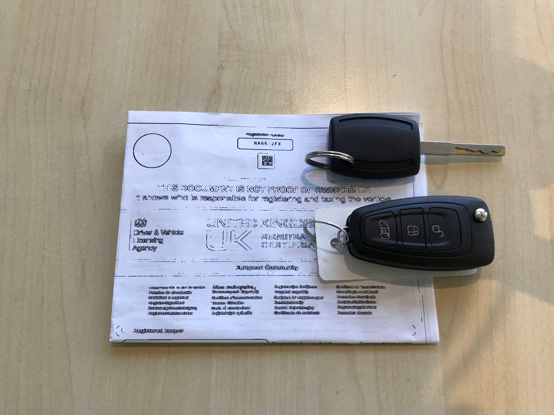 2014 Ford Transit Custom 290 L1 DIESEL FWD 2.2 TDCI 100PS LOW ROOF VAN EURO 5  (NA64JFX) Image 28