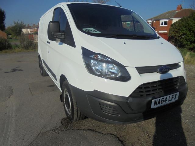 2014 Ford Transit Custom 2.2 Tdci 100Ps Low Roof Van (NA64LFX)